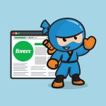 Zarabiaj pieniądze na Fiverrze