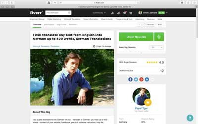 Zarabiaj pieniądze na tłumaczeniach