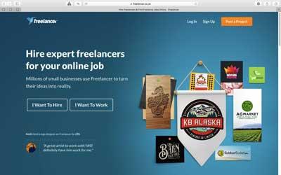 praca freelancer