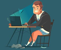 Jesteś bardziej produktywny, gdy pracujesz w domu