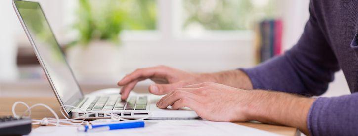 6 sposobów na pracę w domu