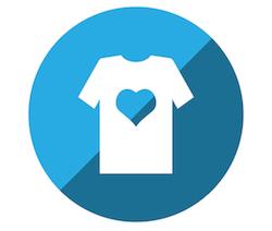 Zarabiaj pieniądze na koszulkach