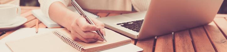 Zarabiaj pieniądze na pisaniu tekstów