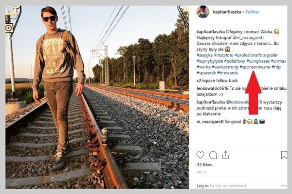 jak zarabiać na instagramie 2017