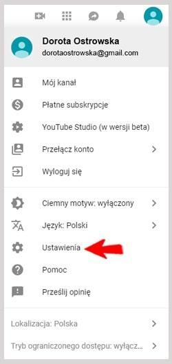 pieniądze z youtube