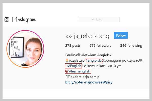 zdjęcie profilowe instagram