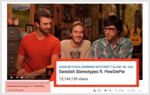 Odezwij się do innych YouTuberów