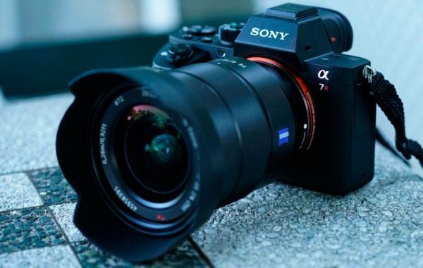 Sony A7r2