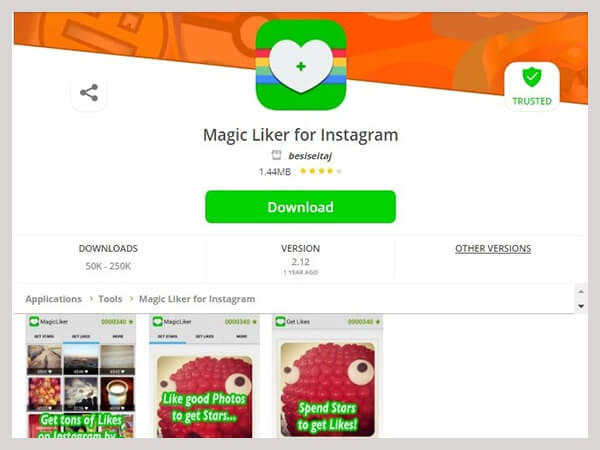 magic liker for instagram