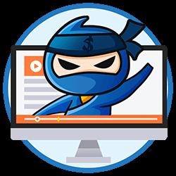 zarabiać pieniądze ikona youtube ninja