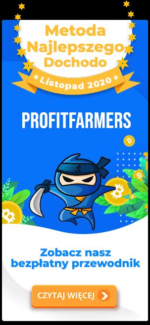 Profitfarmers Listopad 2020